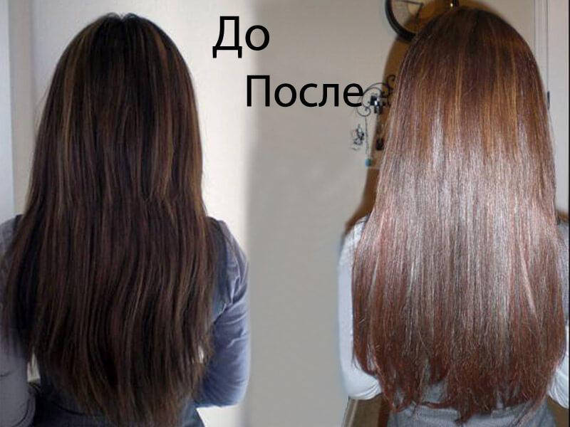 Ботокс для волос минусы последствия